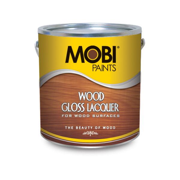 Mobi Synthetic Clear Varnish Mobi Paints